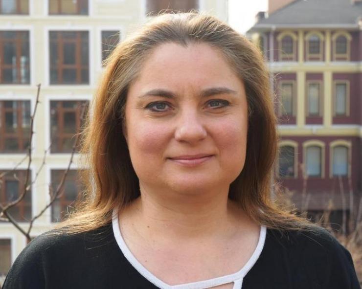 Tetiana Kryvomaz